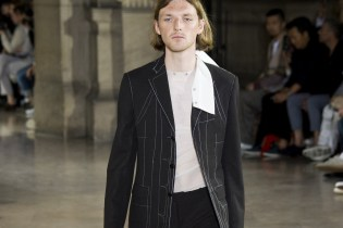 Maison Margiela Deconstructs the Suit for Its 2017 Spring Collection
