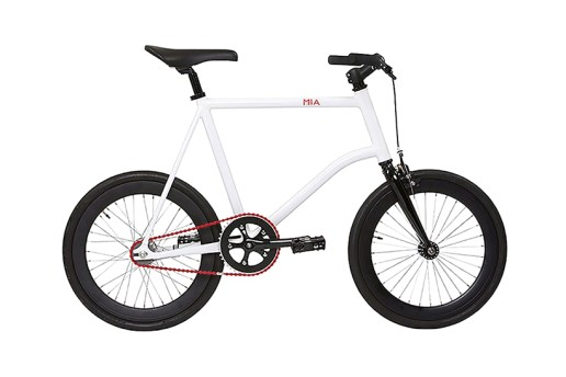 Cycle Around Town With the Stylish Martone Mia Bike