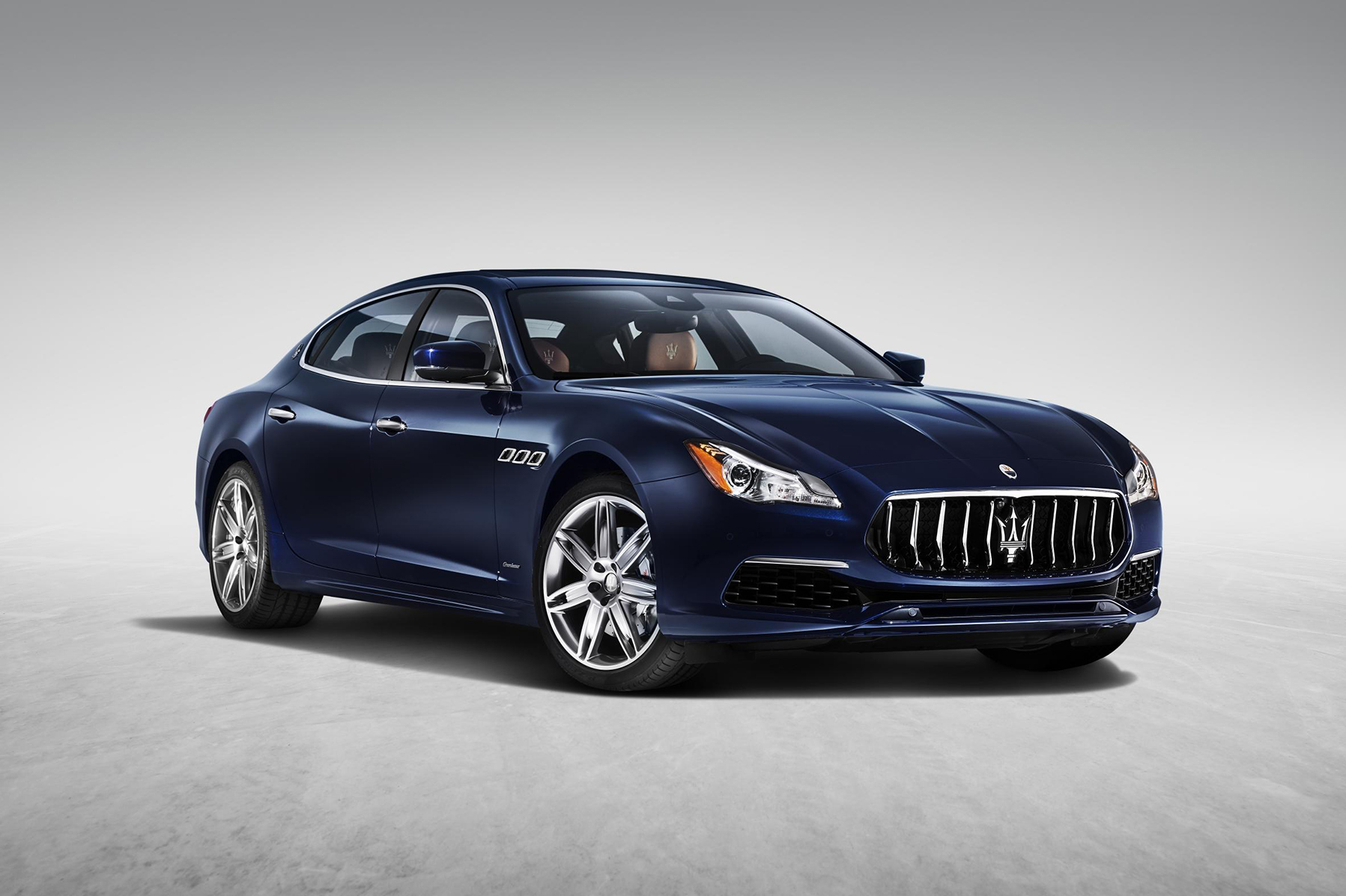 Maserati Unveils Its Most Luxurious Quattroporte Yet