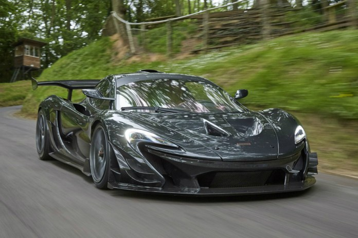 The McLaren P1 LM Is Pushing the Boundaries of Street Legal