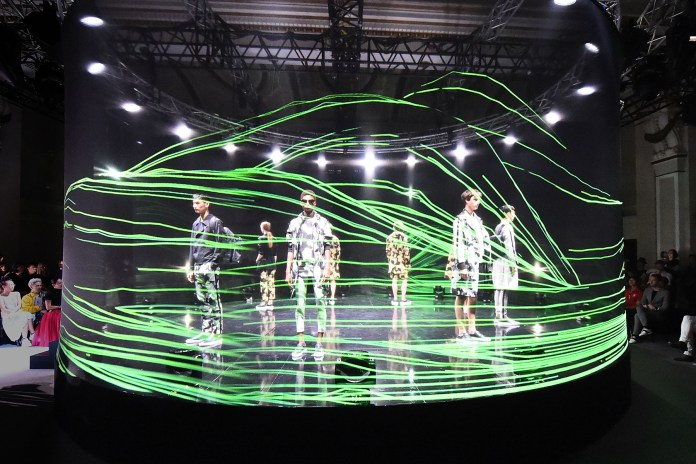 "MCM and Christopher Raeburn Debut ""Made to Move"" Line With Immersive 360 Installation"