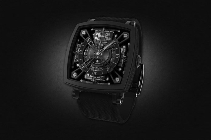 The Blackest Watch Ever Created Will Run You $95,000 USD