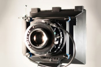This Camera Accepts Any Film Format and Any Lens Imaginable