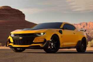 Michael Bay Unveils Bumblebee's New Look for 'Transformers'