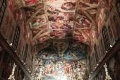 Full-Scale Replica of Michelangelo's Sistine Chapel Debuts in Mexico City