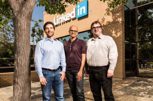Microsoft Just Dropped a Ton of Cash to Buy LinkedIn