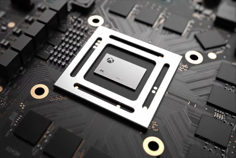 """Microsoft Announces """"The Most Powerful Console Ever"""""""