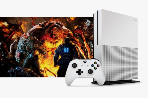 A First Look at the Xbox One Slim