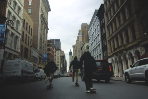 Watch This Captivating 4K Skate Video by Mighty Healthy