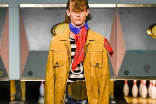 MIHARAYASUHIRO Goes Nomadic for Spring/Summer 2017