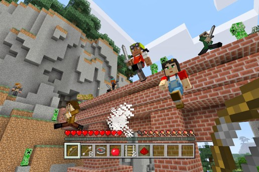 Minecraft Hits 100 Million Sales