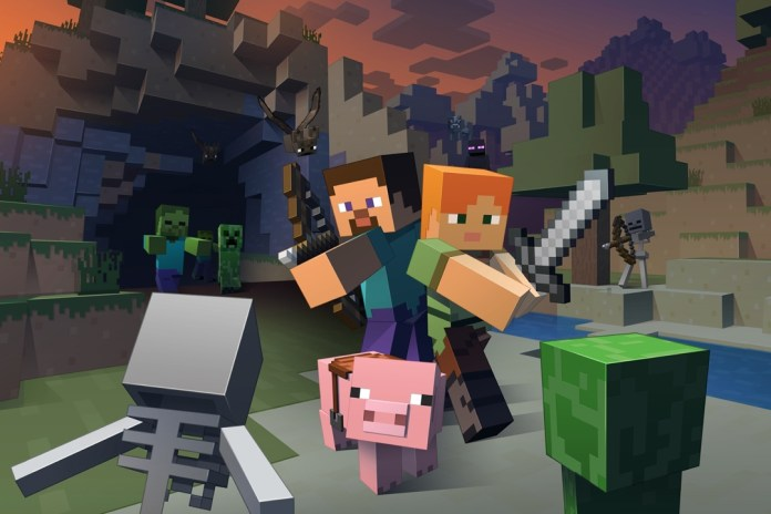 The 'Minecraft' Movie Gets a Release Date