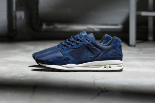 mita sneakers Gives Le Coq Sportif's R900 a Black & Blue Makeover