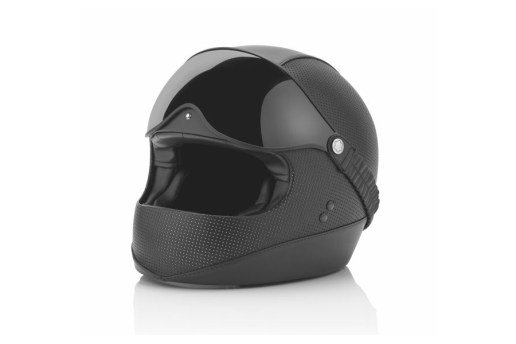 Montblanc's Dapper New Motorcycle Helmet Is Nice Enough to Wear With a Suit