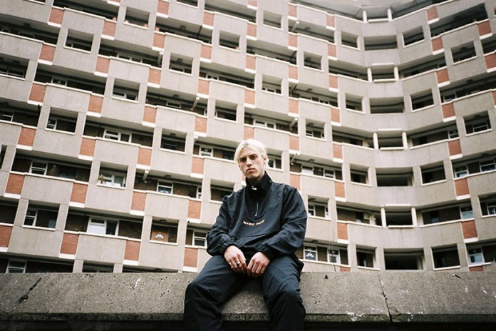 MRCNOIR's Latest Lookbook Takes to London's Estates