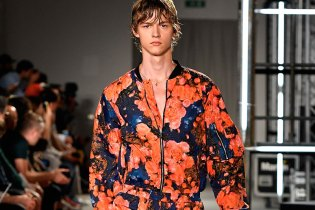 MSGM Goes Pattern-Crazy for 2017 Spring/Summer