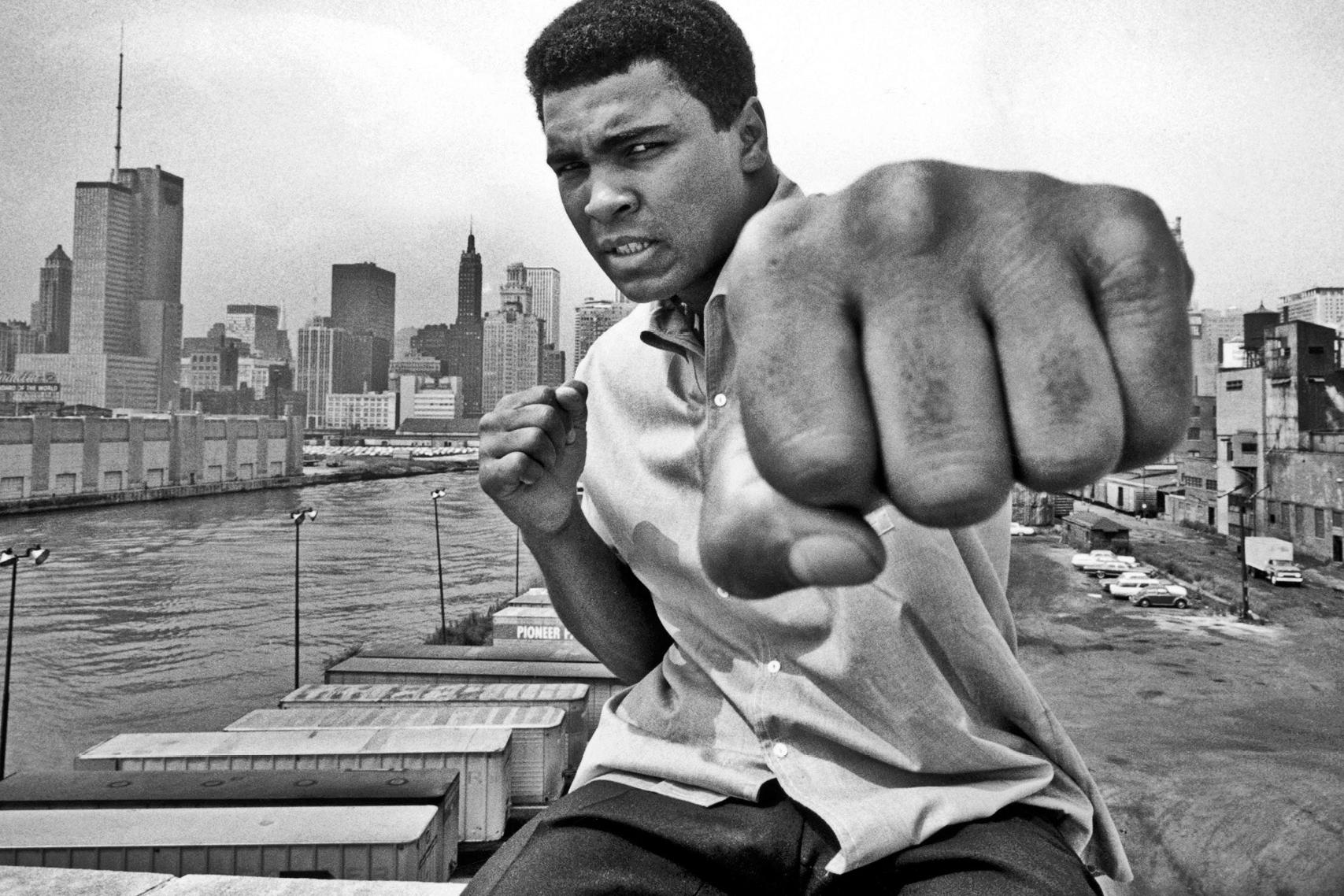 Muhammad Ali Has Passed Away at 74