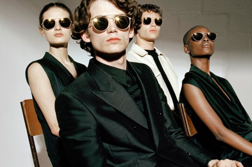 MYKITA & Maison Margiela Introduce New Model in Latest Campaign