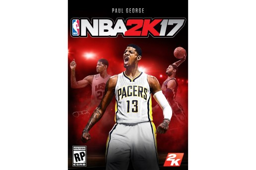 2K Sports Announces 'NBA 2K17' Cover Athlete, Paul George