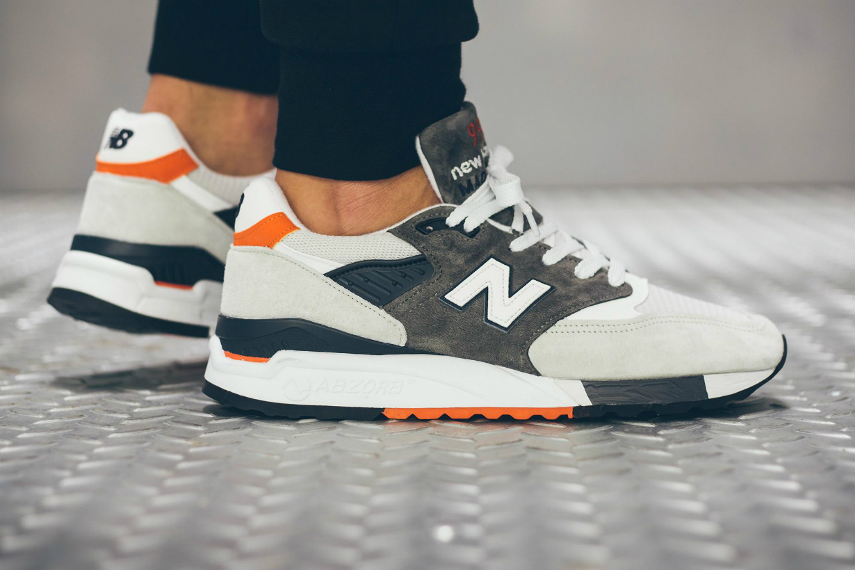 New Balance Celebrates Summer With a New 998 Colorway