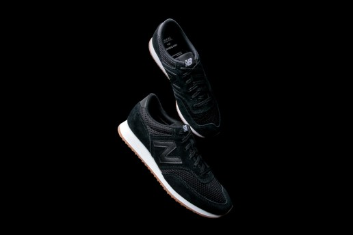 New Balance Taps Urban Research for a Blacked-Out CM620