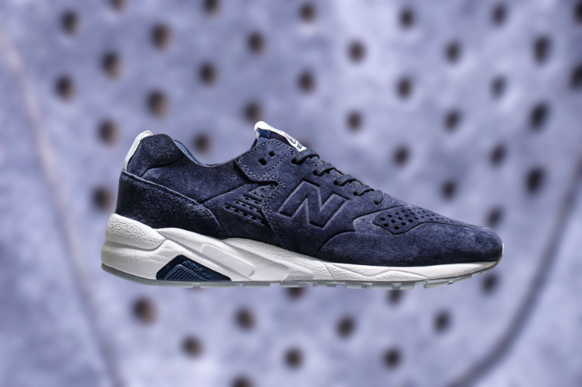 The New Balance Deconstructed 580 Receives Two New Colorways