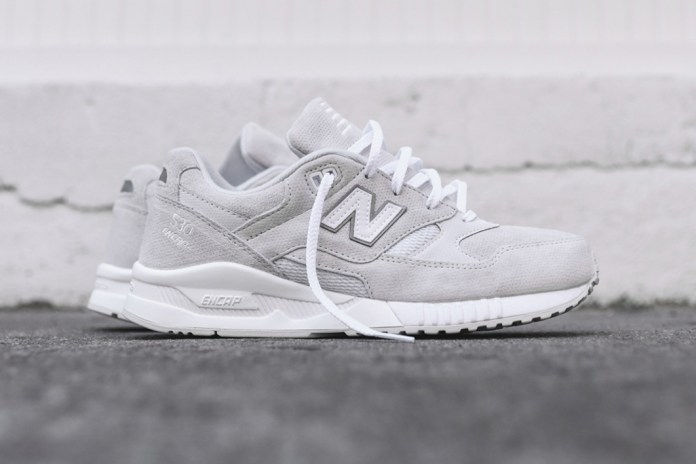 New Balance Releases the M530 in Light Grey/White