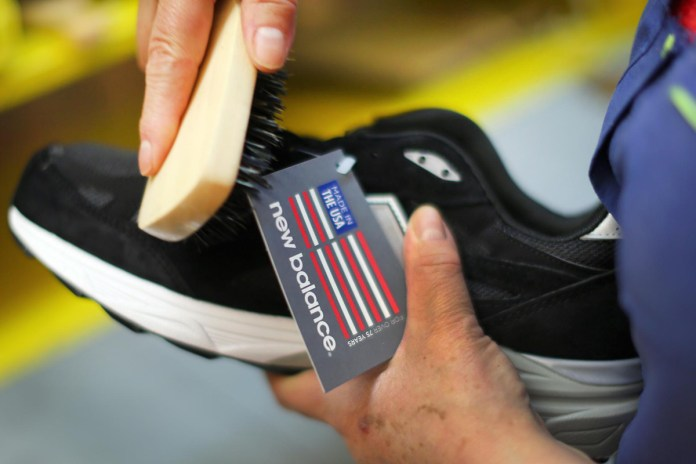New Balance Is Closer to Winning a Buy-America Requirement for the U.S. Military