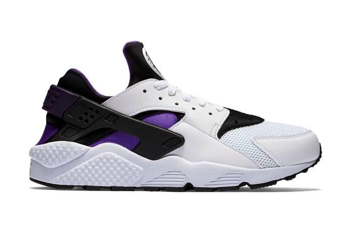 "Nike Brings Back the OG ""Purple Punch"" Colorway of the Air Huarache"
