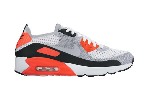 Flyknit Arrives on the Nike Air Max 90
