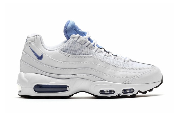 Nike Air Max 95 Essential White Chalk/Blue Stealth