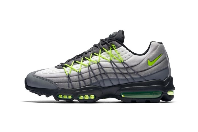 "Nike Makes Extravagant Changes in Revamped Air Max 95 ""Neon"""