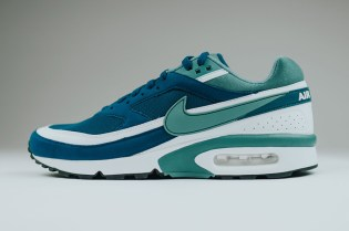 "Nike Finally Brings Back the Air Max BW's OG ""Marina Blue"" Colorway"