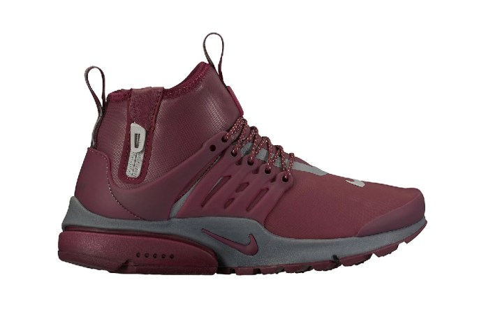 A First Look at the Nike Air Presto Mid Utility
