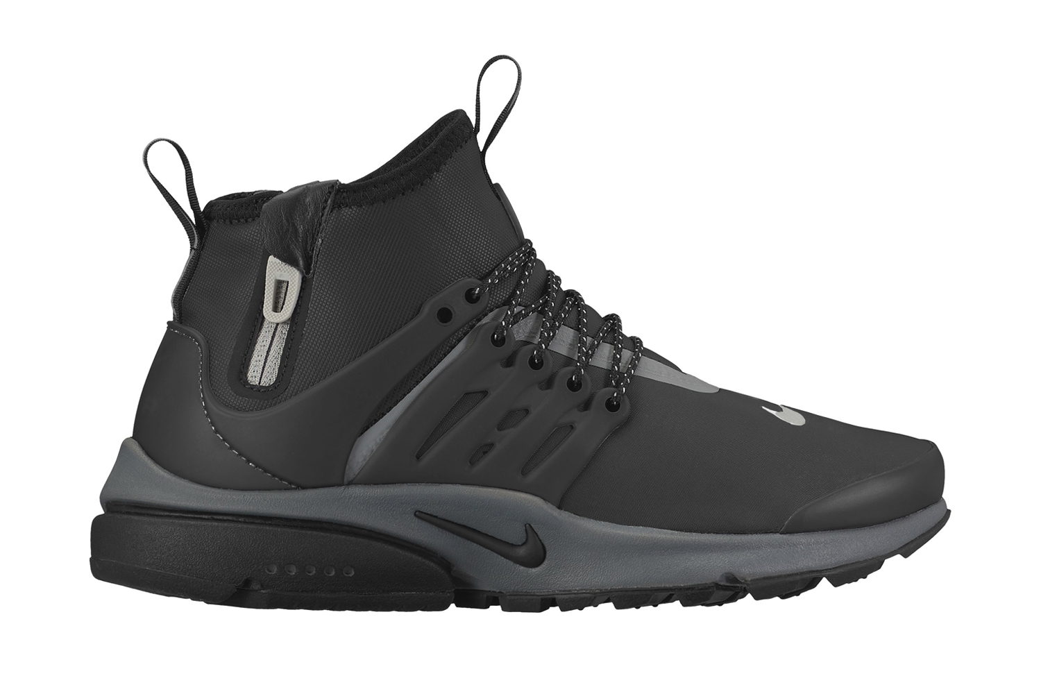 a first look at the nike air presto mid utility hypebeast. Black Bedroom Furniture Sets. Home Design Ideas