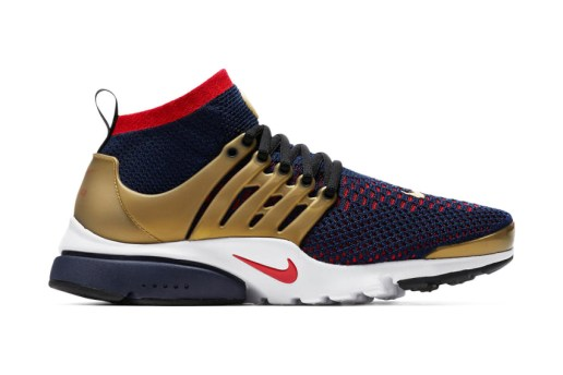 Nike's Air Presto Ultra Flyknit Aims to Take Home the Gold Medal