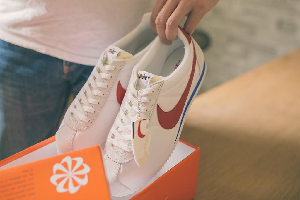 A Classic Reinterpreted in the Nike CLASSIC CORTEZ AW QS