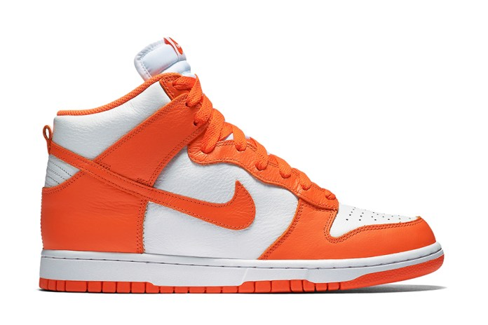 "Nike Is Bringing Back the ""Syracuse"" Dunk"