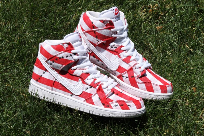 "No Summer Is Complete Without the Nike Dunk High Premium SB ""Picnic"""