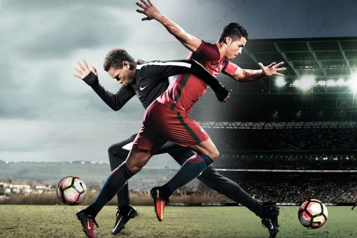 "Nike Football Launches ""The Switch"" Starring Cristiano Ronaldo"