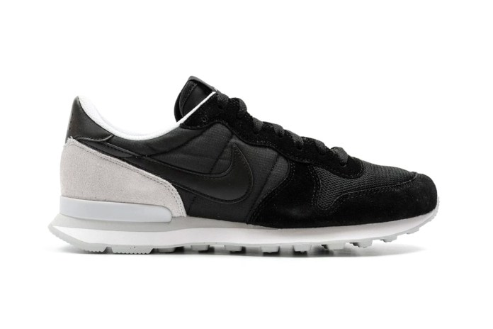 Nike Drops a Fresh Monochrome Internationalist
