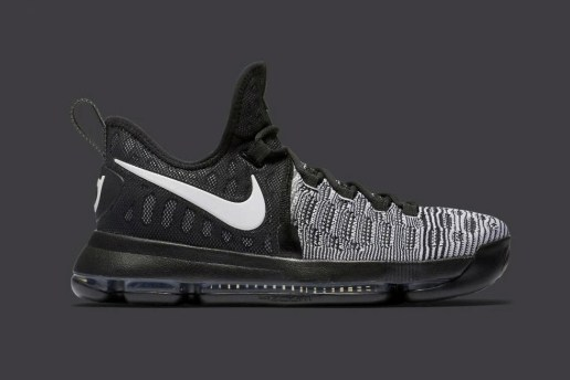 """The Nike KD 9 Gets the """"Oreo"""" Look"""