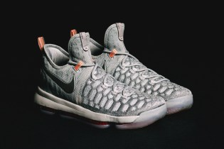 """A Closer Look at the Nike KD 9 """"Pre-Heat"""""""