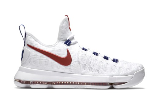 """The Nike KD 9 """"USA"""" Set for a July Release"""