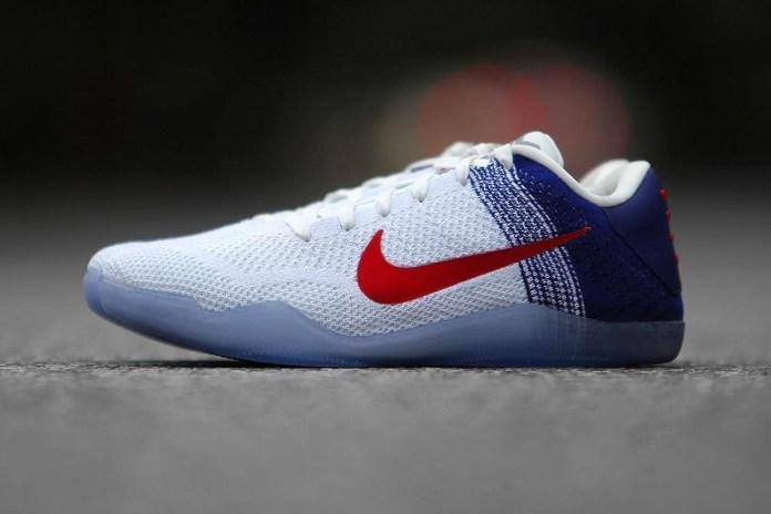This New Nike Kobe 11 Elite Colorway Pays Tribute to Kobe's Olympic Gold Medals