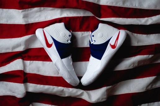 "Nike Kyrie 2 ""USA"" Set to Drop in Time For the Olympic Games"