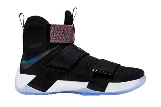 Nike's LeBron Soldier 10 Mixes It up With Some Colorful Additions