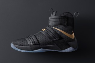 LeBron's NBA Finals Shoes to Be Released on NIKEiD