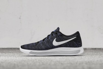 Nike Debuts the LunarEpic Flyknit Low with Two Sleek Colorways