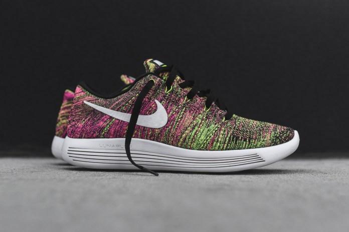 Nike Drops a Multicolored Version of the New LunarEpic Flyknit Low